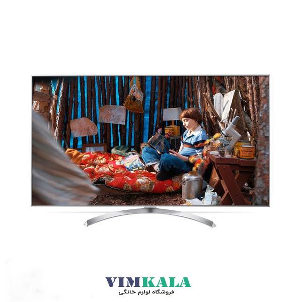 تلویزیون 4K ال جی مدل SJ800V
