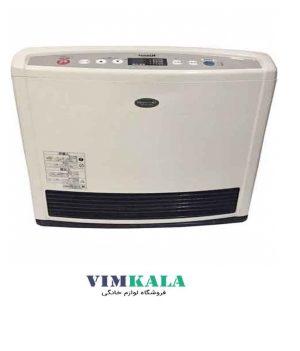 بخاری گازی برقی دارای فیلتر هوا و قدرت ۴۰۰۰ وات