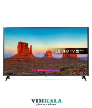 تلویزیون 4K ال جی مدل UK6300