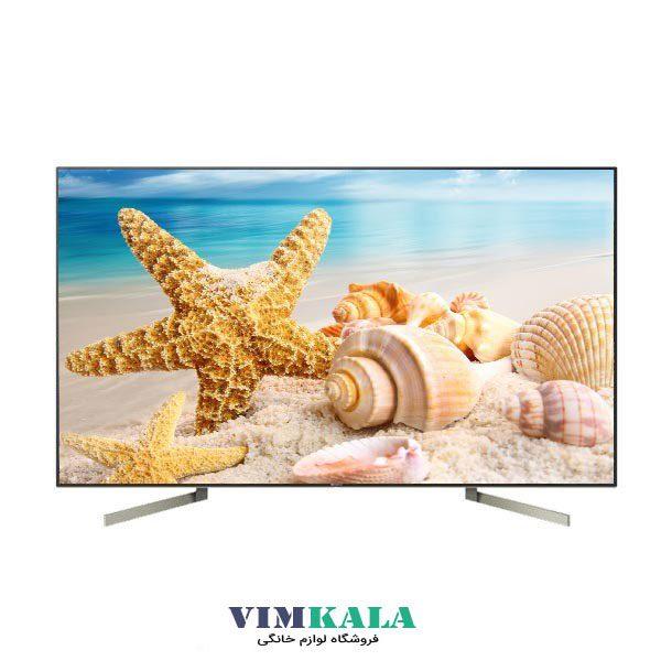 تلویزیون 4K سونی X9000F