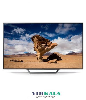 تلویزیون اسمارت سونی W650D