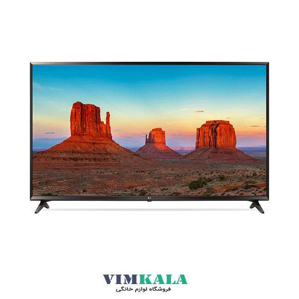 تلویزیون 4k ال جی مدل UK6100