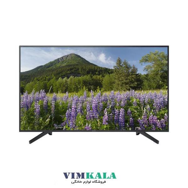 تلویزیون 4K سونی X7000F