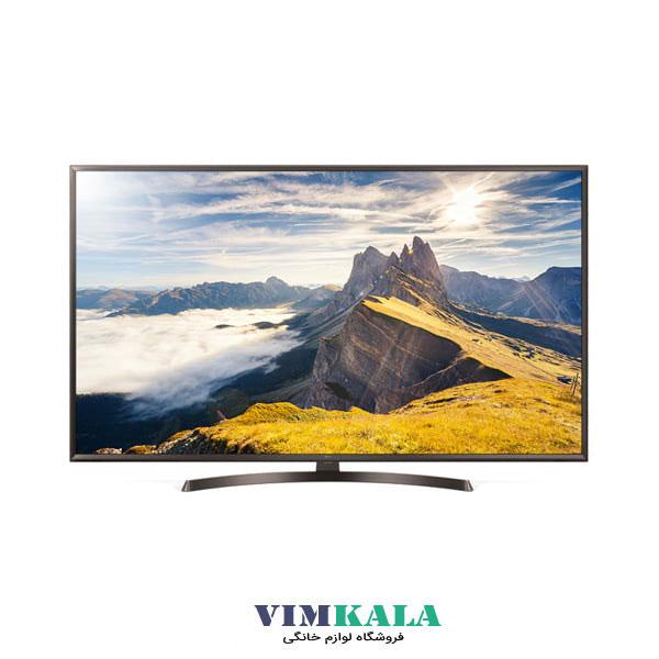 تلویزیون 4k ال جی مدل UK6400