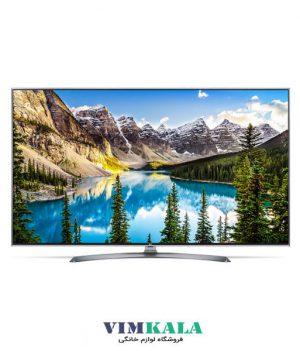 تلویزیون 4k ال جی مدل UJ752V
