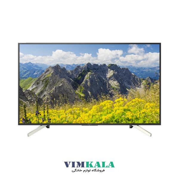 تلویزیون 4K سونی X7500F