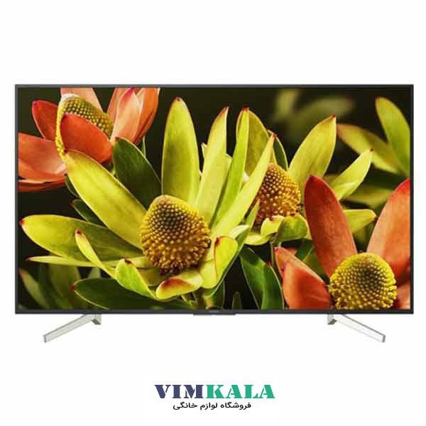 تلویزیون 4K سونی X8300F