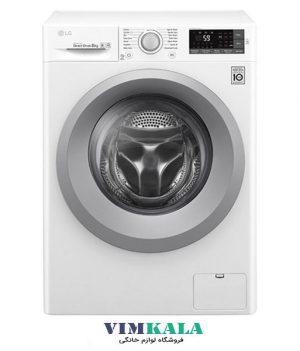 ماشین لباسشویی ال جی F4J5TNP3W