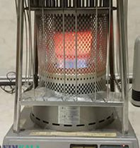 بخاری برقی نفتی کارگاهی