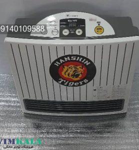 بخاری برقی گازی خانگی